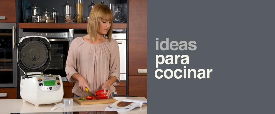 ideasparacocinar